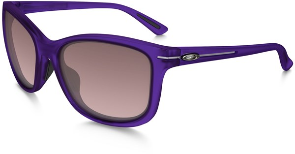 Image of Oakley Womens Drop In Frosted Collection Sunglasses
