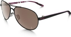 Image of Oakley Womens Feedback YSC Breast Cancer Awareness Sunglasses