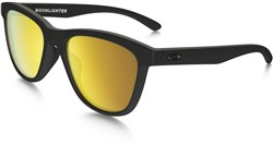 Image of Oakley Womens Moonlighter Pop Polar Collection Sunglasses