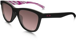 Image of Oakley Womens Moonlighter YSC Breast Cancer Awareness Sunglasses