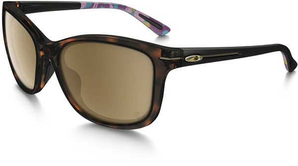 Image of Oakley Womens Tone It Up Drop In Sunglasses