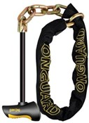 Image of OnGuard Beast Chain with X2 Steel T Bar Chain Lock