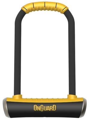 OnGuard Brute Lock Shackle U-Lock - Gold Sold Secure Rating