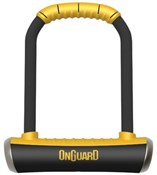 Image of OnGuard Brute Standard Shackle U-Lock - Gold Sold Secure Rating