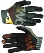 Image of One Industries Vapor Warp Long Finger Cycling Gloves