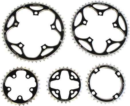 Image of One23 6061 T6 Alloy Chainring - 110PCD Outer