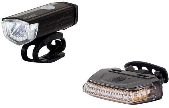 Image of One23 Flash & Wrap Twinpack USB Rechargeable Light Set