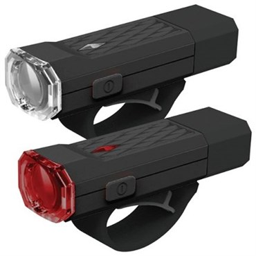 Image of One23 Mini USB Rechargeable Twinpack Light Set