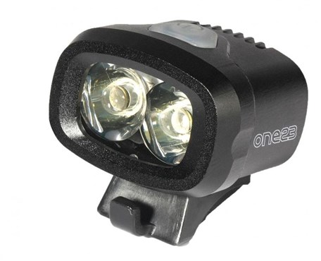 One23 Reveal 2000 Lumens 2 LED Front Light