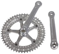 Image of One23 Road Retro Chainset 170mm 52/42T