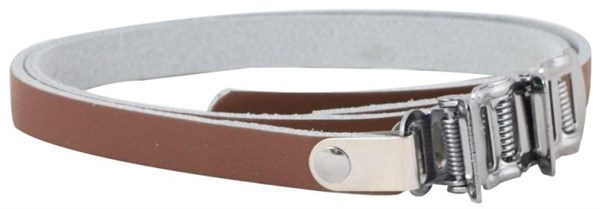 Image of One23 Toe Straps Leather