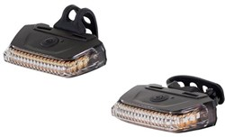 Image of One23 Wrap Twinpack USB Rechargeable Light Set