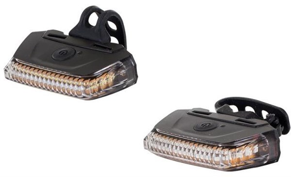 One23 Wrap Twinpack USB Rechargeable Light Set