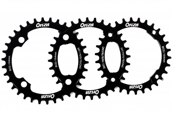 Image of Onza Buzz Saw Narrow/Wide Chainring