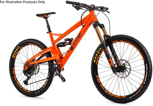 "Image of Orange Alpine 6 Factory 27.5"" 2017 Mountain Bike"
