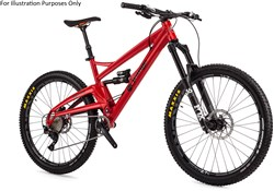 "Image of Orange Alpine 6 Pro 27.5"" 2017 Mountain Bike"