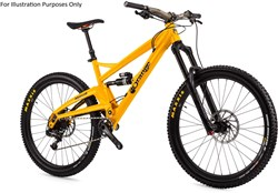 "Image of Orange Alpine 6 RS 27.5"" 2017 Mountain Bike"