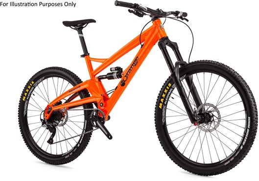 "Image of Orange Alpine 6 S 27.5"" 2017 Mountain Bike"