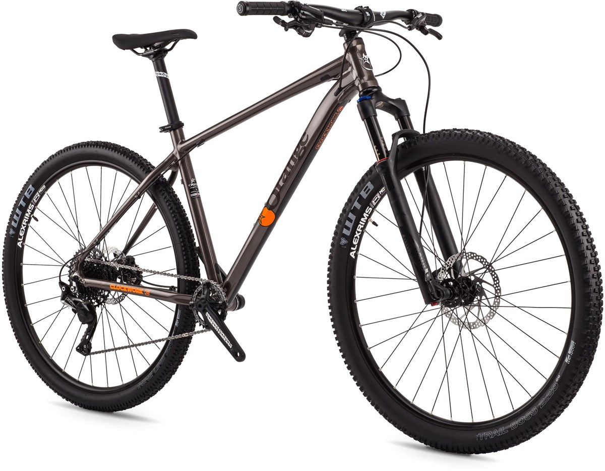 Orange Clockwork 100 S 29er 2017 Mountain Bike