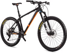 "Image of Orange Clockwork Evo Pro 27.5"" 2017 Mountain Bike"