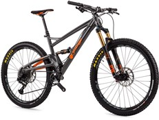 "Image of Orange Four Factory 27.5"" 2017 Mountain Bike"