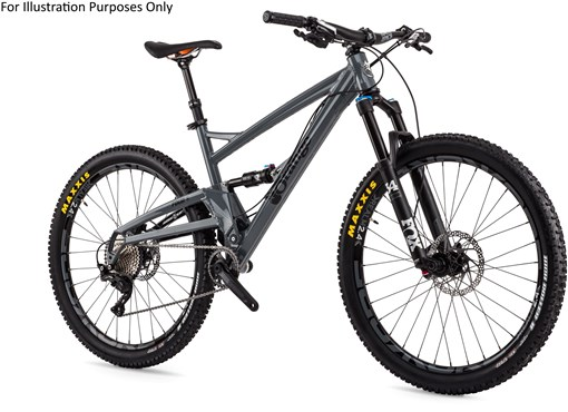 "Image of Orange Four Pro 27.5"" 2017 Mountain Bike"