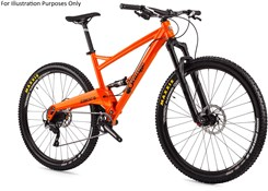 Image of Orange Segment S 29er 2017 Mountain Bike