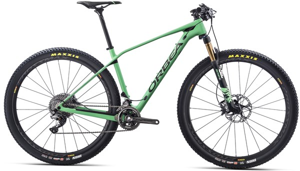 "Orbea Alma M-Team 27.5"" 2017 Mountain Bike"