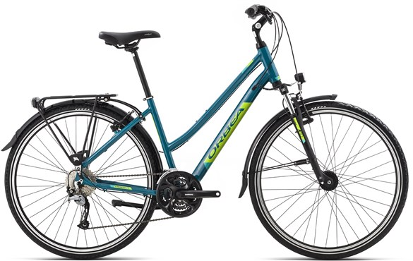 Image of Orbea Comfort 22 Pack 2017 Hybrid Bike