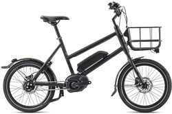 Image of Orbea Katu E 10 LR 2017 Electric Bike
