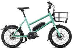 Image of Orbea Katu E 20 LR 2017 Electric Bike