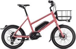 Image of Orbea Katu E 30 LR 2017 Electric Bike
