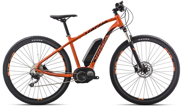 "Orbea Keram 20 LR 27.5"" 2017 Electric Mountain Bike"