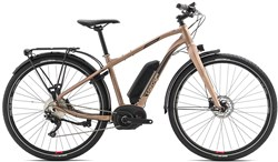 Image of Orbea Keram Asphalt 10 LR 2017 Electric Bike