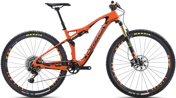 Image of Orbea Occam TR M-LTD 29er 2017 Mountain Bike