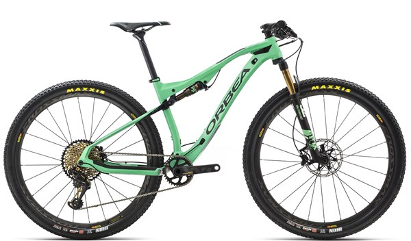 Orbea Oiz M-LTD 29er 2017 Mountain Bike