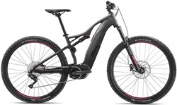 "Image of Orbea Wild FS 40 27.5"" 2018 Electric Mountain Bike"