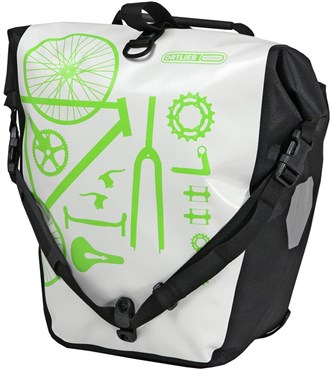 Image of Ortlieb Back Roller Parts Design Pannier Bags