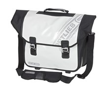 Ortlieb Downtown Black n White Rear Pannier Bag with OL3 Fitting System