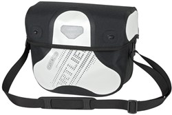 Image of Ortlieb Ultimate 6 Black n White Handlebar Bag