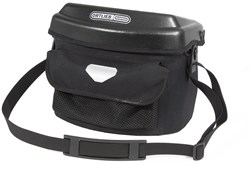 Image of Ortlieb Ultimate 6 M Pro Electronics Handlebar Bag With Magnetic & Transparent Lid