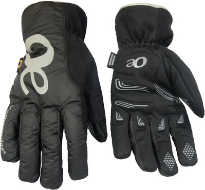 Image of Outeredge Aerotex Winter Reflective Long Finger Gloves