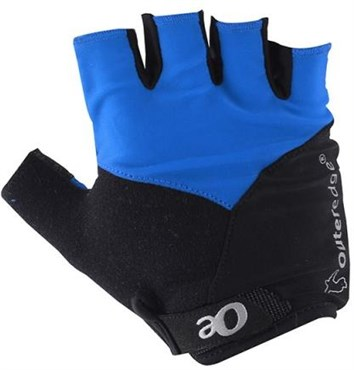 Image of Outeredge Mitt Gel Mesh Palm Short Finger Gloves