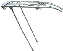 Image of Oxford 24/26/27 inch Spring Top Alloy Luggage Carrier Rear Bike Rack