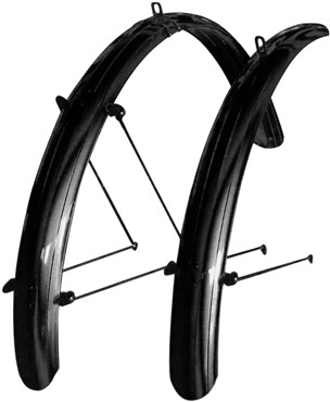 Image of Oxford 26 MTB City Type Mudguards