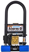Image of Oxford Alarm-D Max Alarmed D-Lock