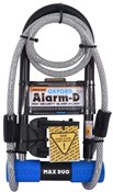 Image of Oxford Alarm-D Max Alarmed D-Lock Duo Pack
