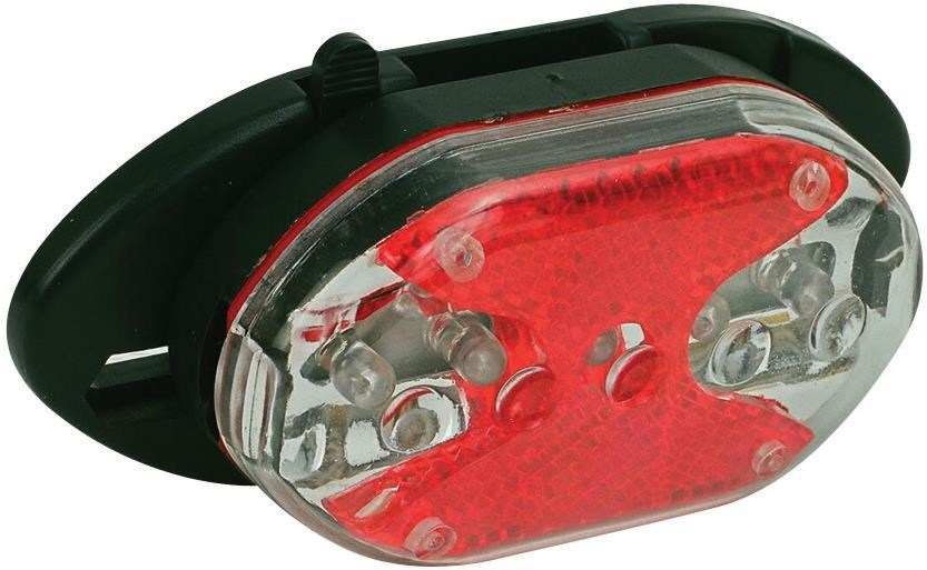 Oxford Carrier Fit 5 LED Rear Light