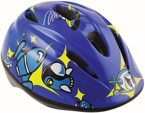 Image of Oxford Little Rocket Kids Cycling Helmet