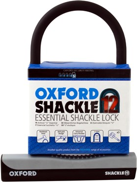 Image of Oxford Shackle 12 U-Lock